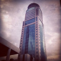 Photo taken at Burj Jassem | برج جاسم by Huda A. on 2/6/2012