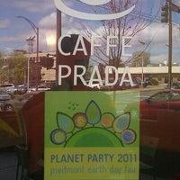 Photo taken at Caffe Prada by Richard C. on 3/24/2011