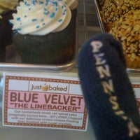 Photo taken at Just Baked by PSU-Lion D. on 12/23/2011
