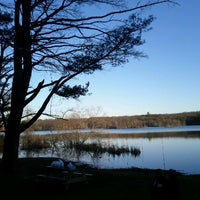 Photo taken at Lincoln Woods State Park by Brittany V. on 12/11/2011