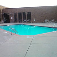 Photo taken at Four Points by Sheraton Milwaukee North by K. K. on 7/31/2011