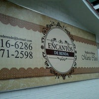 Photo taken at Encantos de Renda by Illeane Patricia L. on 6/13/2012