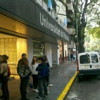 Photo taken at Universidad de Palermo by Mariano I. on 5/24/2012
