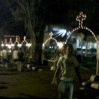 Photo taken at GMIM Getsemani Sario Kota Baru by gaby t. on 4/7/2012
