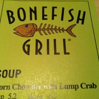Photo taken at Bonefish Grill by Rick A. on 8/31/2011