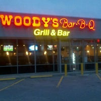 Photo taken at Woody's Bar-B-Q by Mike D. on 9/3/2011