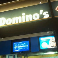 Photo taken at Domino's Express by Nick C. on 11/29/2011