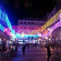 Foto tomada en Plaza de Chueca por Mikel B. el 12/26/2011