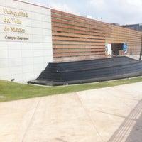 Photo taken at Universidad del Valle de México (UVM Campus Zapopan) by Alberto R. on 8/6/2011