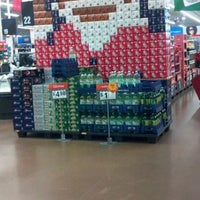 Photo taken at Walmart Supercenter by Maxwell Smart A. on 1/12/2012