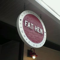 Photo taken at Fat Hen by Mary Clayton L. on 11/13/2011
