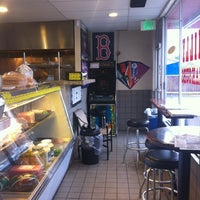 Photo taken at Philly Steak Subs by Rahshan H. on 3/8/2011