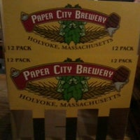 Photo taken at Paper City Brewery by iohann r. on 2/22/2012