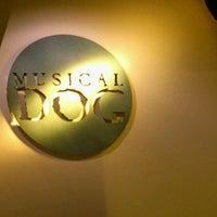Photo taken at Musical Dog Studio by Shunya Y. on 7/20/2012
