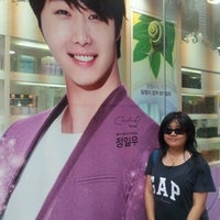 Photo taken at Chuncheon Myeongdong Dakgalbi Street by Pau on 6/22/2012