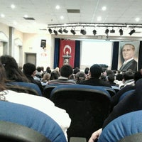 Photo taken at DEÜ Faculty of Economics and Administrative Sciences by Kader M. on 3/14/2012
