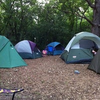 Photo taken at Bartlett Park District Family Camp Ground by Rob S. on 7/16/2011