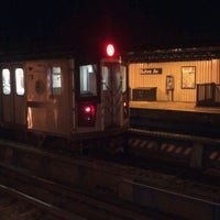 Photo taken at MTA Subway - 77th St (6) by Karelyn L. on 11/26/2011