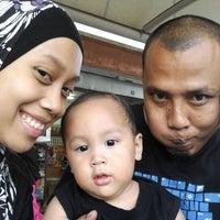 Photo taken at Pantai Kelanang by Amirah Nadiah M. on 1/15/2012