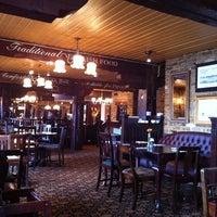 Photo taken at Old Thameside Inn by Chris P. on 2/16/2011