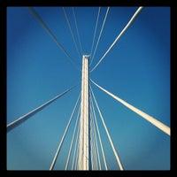 Foto tomada en Puente del Alamillo por Emilienko el 1/28/2012