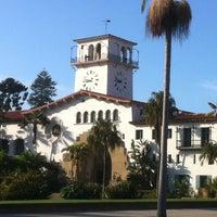 Foto tomada en Santa Barbara Courthouse por David C. el 3/29/2011
