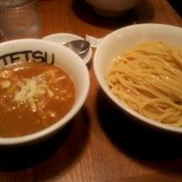Das Foto wurde bei Tsukemen Tetsu von Toshiaki T. am 11/19/2011 aufgenommen