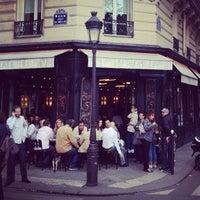 Photo taken at Le Saint Régis by Yanique F. on 5/1/2012