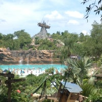 Photo taken at Disney's Typhoon Lagoon Water Park by Kristal G. on 6/13/2012