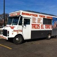 Photo taken at Tacos El Toro #3 by Jim L. on 3/10/2012