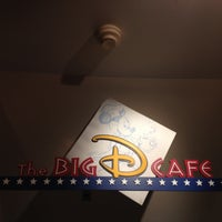 Photo taken at The Big D Cafe by Sean R. on 6/15/2012