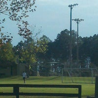 Photo taken at Treaty Park Ball Fields by Kelly W. on 10/26/2011