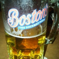 Photo taken at Boston Pizza by Bethany M. on 8/25/2011