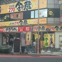 Photo taken at 東京チカラめし 人形町店 by ramblelazy on 7/30/2011