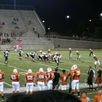 Photo taken at Kelley Reeves Athletic Complex by Galen R. on 9/3/2011