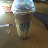 Photo taken at Starbucks by Geovanny M. on 8/21/2012