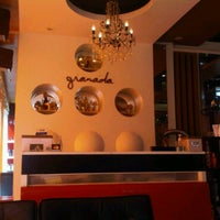 Photo taken at Granada Salon by Pok on 2/18/2011