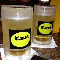 Foto tirada no(a) Kina por Karla O. em 8/20/2012