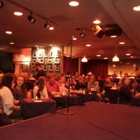 Photo taken at Punch Line Comedy Club by Rachel S. on 9/16/2011
