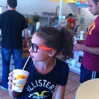 Photo taken at Robeks Fresh Juices & Smoothies by Randi L. on 8/29/2011