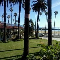 Photo taken at Hotel Milo Santa Barbara by Chris O. on 12/8/2011