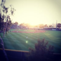 Photo taken at Anteater Ballpark - Cicerone Field by Andrew P. on 5/16/2012