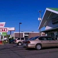 Photo taken at Krispy Kreme Doughnuts by Eric T. on 8/23/2011