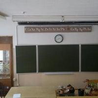 Photo taken at Школа № 1173 by Vladka V. on 4/24/2012