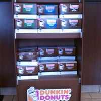 Photo taken at Dunkin' Donuts by Brittany A. on 1/19/2012