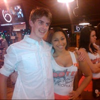 Photo taken at Hooters by Jason C. on 10/18/2011