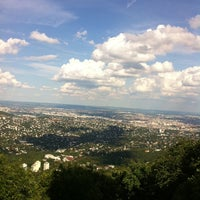 Photo taken at Elizabeth Lookout by Panna on 8/14/2011