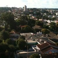 Photo taken at Villa Vergueiro Hotel by Rodrigo A. on 4/17/2012