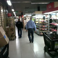 Photo taken at Woolworths by Chris S. on 10/9/2011