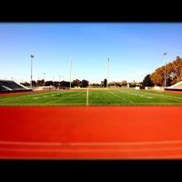 Photo taken at Chaffey High School by Gabe R. on 11/17/2011
